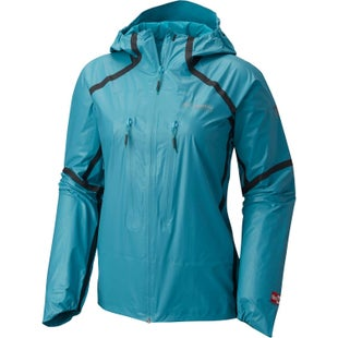 Columbia Outdry Ex Featherweight Shell Ladies Jacket - Geyser