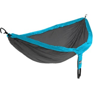 ENO Double Nest Hammock - Teal Charcoal