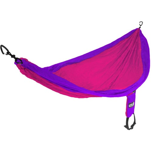 ENO Single Nest Hammock - Purple Fuchsia