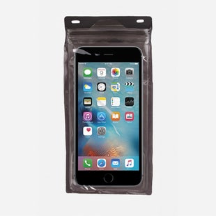 Exped Seal Sleeve 4 Inch Phone Case - Transparent Grey