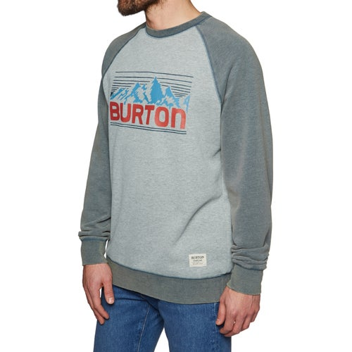 Burton Vista Crew Sweater