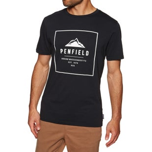 Penfield Alcala T Shirt - Black