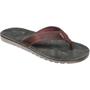 Reef Voyage LE Sandals - Grey Red
