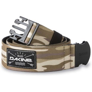 Dakine Reach Web Belt - Field Camo