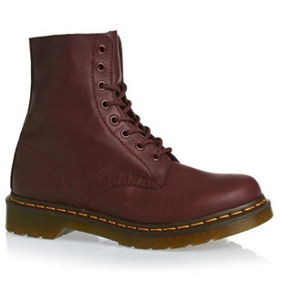 Dr Martens Pascal Boots - Cherry Red Virginia