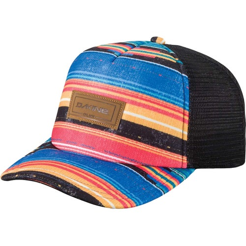 Dakine Lo Tide Trucker Ladies Cap - Baja Sunset