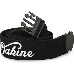Dakine Reach Web Belt - Black Grip