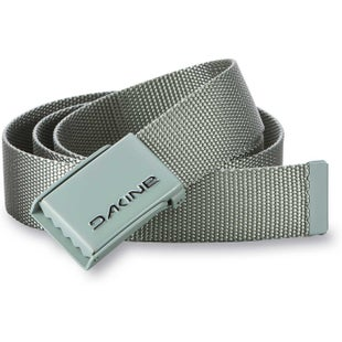 Dakine Rail Web Belt - Coastal Green