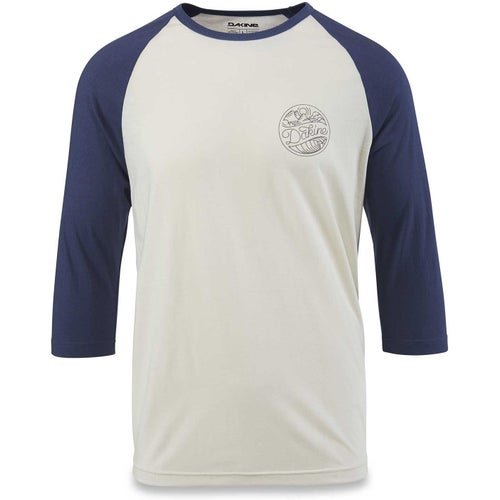 Dakine Walker 3 Quarter LS T-Shirt - Washed Indigo