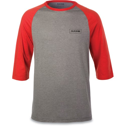 Dakine Walker 3 Quarter LS T-Shirt - Indie Red