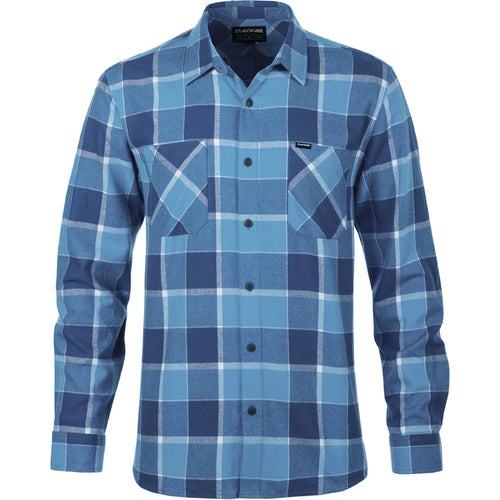 Dakine Franklin Flannel Shirt - Sky Blue