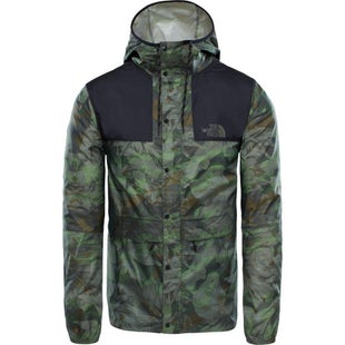 North Face Capsule 1985 Seasonal Mountain Jacket - English Green Camo