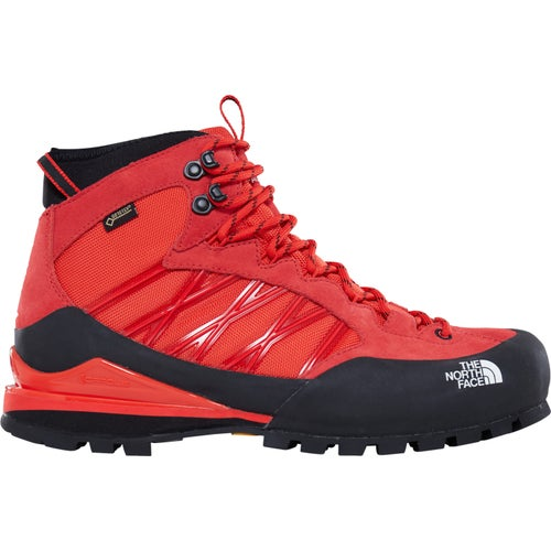 North Face Verto S3K GTX Boots - Fiery Red TNF Black