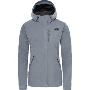 North Face Dryzzle Ladies Jacket - TNF Medium Grey Heather