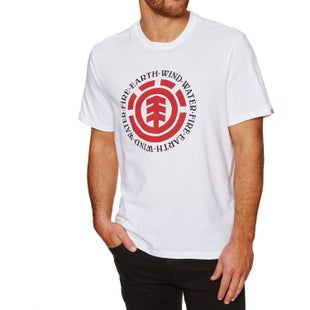 Element Seal T Shirt - Optic White