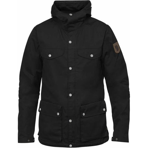Fjallraven Greenland Windproof Jacket - Black