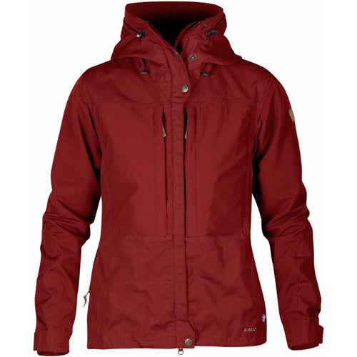 Fjallraven Keb Ladies Jacket - Lava