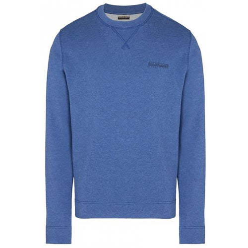 Napapijri Bodo Sweater - Blue Depths Melange