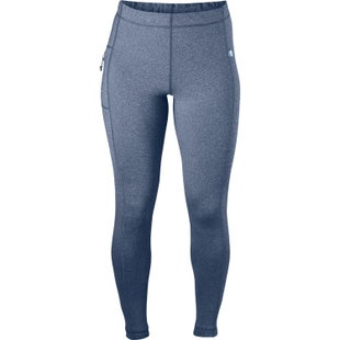 Fjallraven High Coast Trekking Tights Ladies Walking Pants - Dark Grey