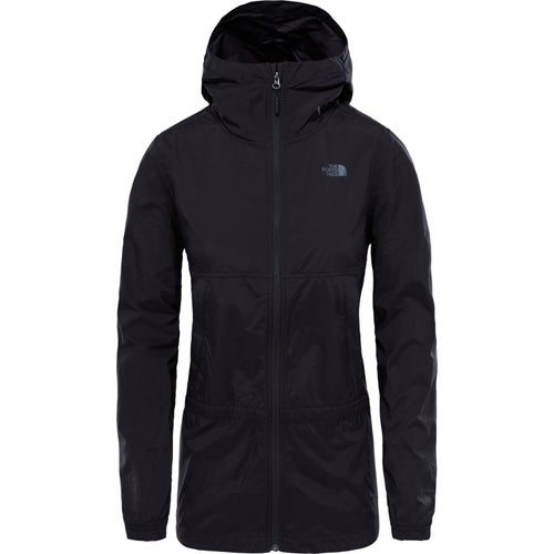 North Face Tippling Ladies Windproof Jacket - TNF Black