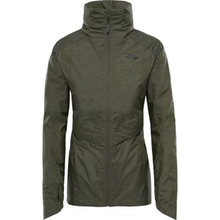 North Face Inlux DryVent Ladies Jacket - Grape Leaf Heather