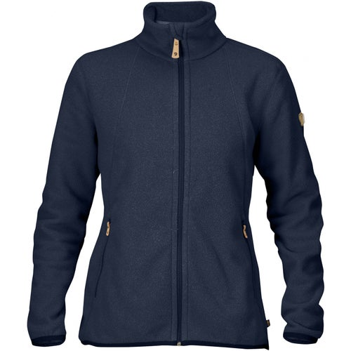 Fjallraven Stina Ladies Fleece - Dark Navy