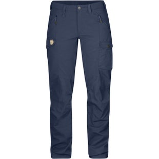 Fjallraven Nikka Ladies Walking Pants - Storm