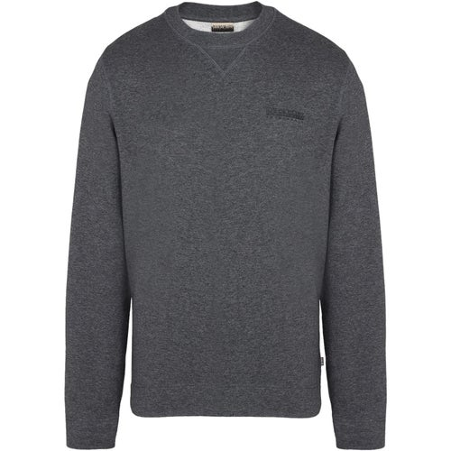 Napapijri Bodo Sweater - Dark Grey Melange