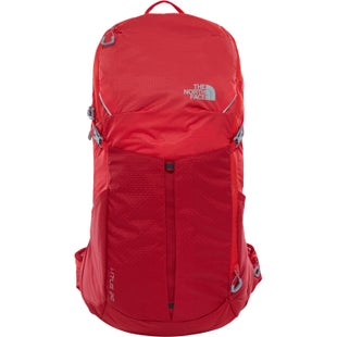 North Face Litus 22 RC Backpack - Rage Red High Rise Red