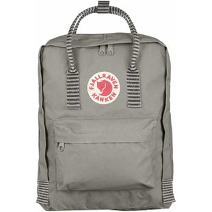 Fjallraven Kanken Classic Backpack - Fog Striped