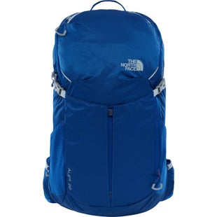 North Face Aleia 22 RC Ladies Backpack - Sodalite Blue High Rise Grey