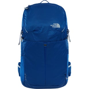 North Face Aleia 32 RC Ladies Backpack - Sodalite Blue High Rise Grey