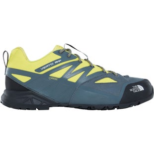 North Face Verto Amp GTX Boots - Turbulence Grey Blazing Yellow
