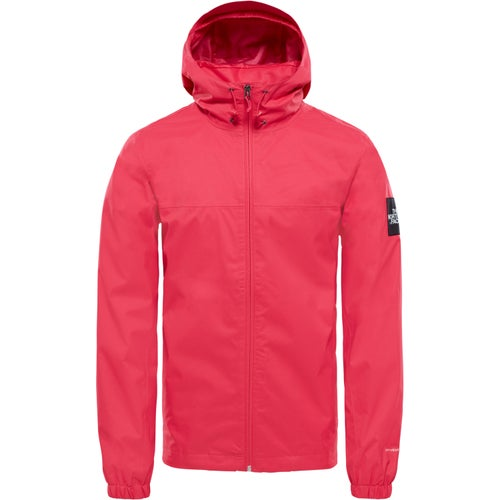 North Face Capsule Mountain Q Jacket - Raspberry Red