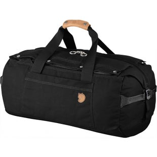 Fjallraven No 6 Medium Duffle Bag - Black