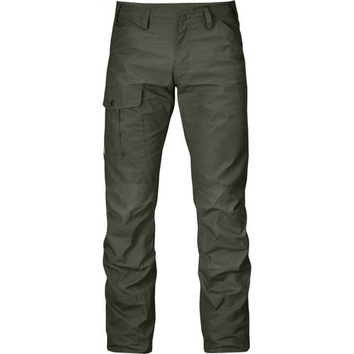 Fjallraven Nils Long Walking Pants - Mountain Grey