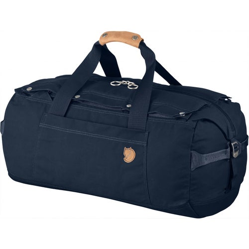 Fjallraven No 6 Large Duffle Bag - Navy