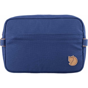 Fjallraven Travel Washbag - Deep Blue
