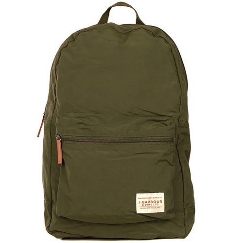 Barbour Beauly Backpack - Dark Green
