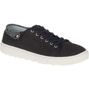 Merrell Around Town City Lace Canvas Ladies Shoes - Black