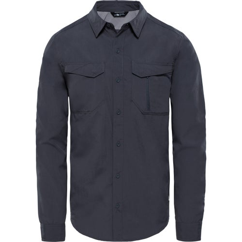 North Face Sequoia Shirt - Asphalt Grey
