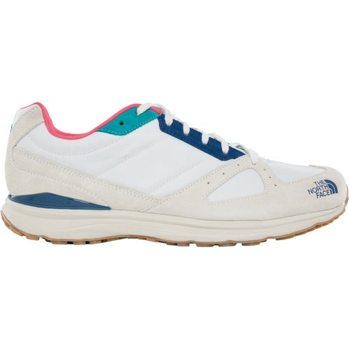 North Face Traverse TR Nylon Shoes - Vintage White Blue Wing Teal