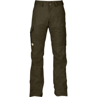 Fjallraven Karl Trouser Cargo Pants - Dark Olive