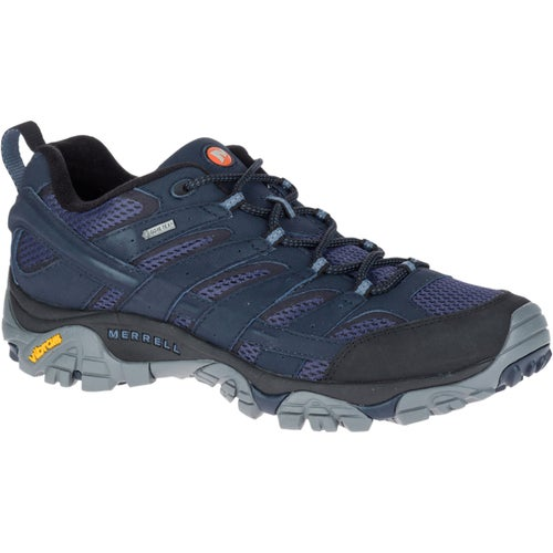 Merrell Moab 2 GTX Hiking Shoes - Navy