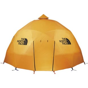 North Face 2 Meter Dome Tent - Gold White Black