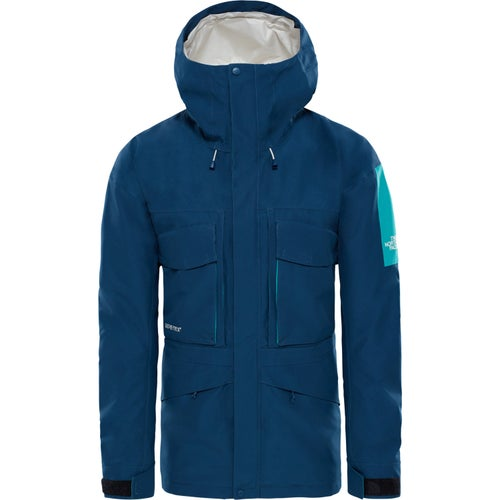 North Face Capsule Fantasy Ridge GTX Jacket - Blue Wing Teal