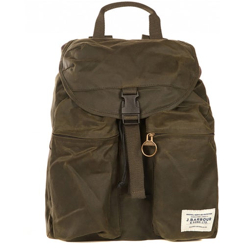 Barbour Whitby Backpack - Archive Olive