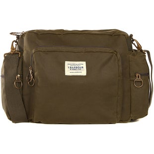 Barbour Berwick Business Bag - Archive Olive