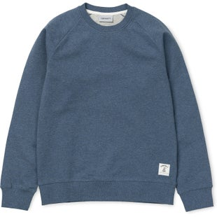 Carhartt Holbrook LT Sweater - Stone Blue Heather