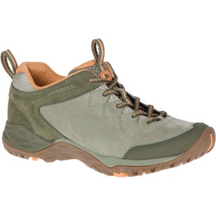 Merrell Siren Traveller Q2 Ladies Hiking Shoes - Olive Vertiver